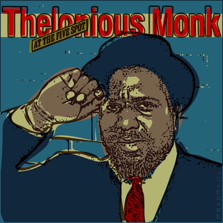 Thelonious Monk @Freakoutville