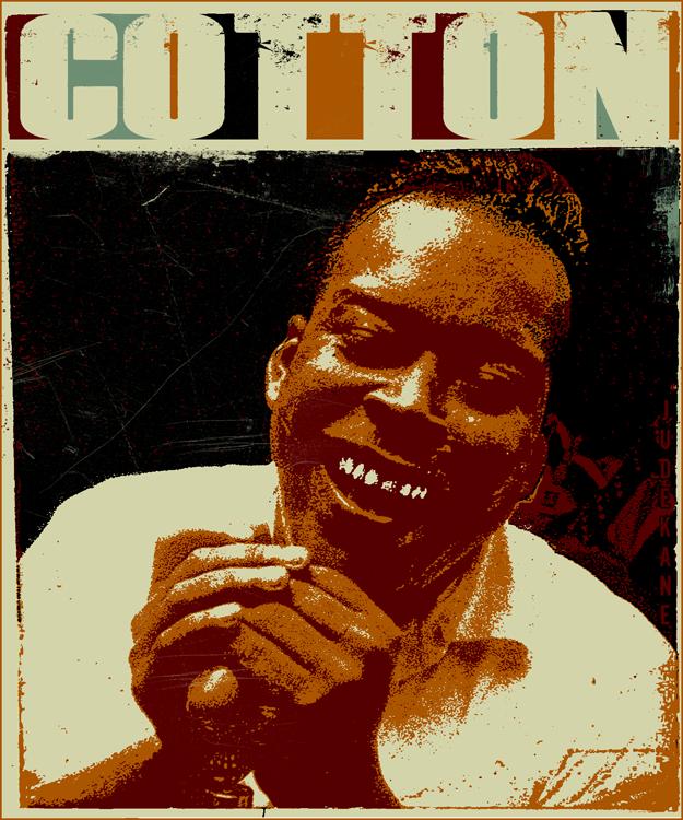 James Cotton @Freakoutville